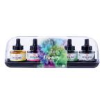 Encre Aquarelle Ecoline 30 ml Set primaire