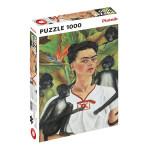 Puzzle 1000 pièces Frida Khalo
