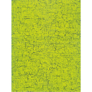 Feuille Décopatch - Vert craquelé - 30 x 40 cm