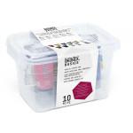 Peinture acrylique Basics Boîte pour débutants