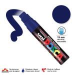 Marqueur PC-17K pointe extra-large - Bleu foncé