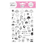 Stampo Planner Girly - 53 tampons