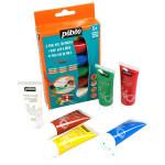 Kit découverte Primacolor 6 tubes 20 ml