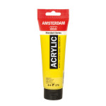 Peinture acrylique Amsterdam 120 ml - 231 Ocre d'or *** O