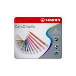 STABILO CARBOTHELLO COFFRET 24
