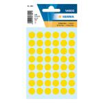 Etiquettes jaunes 12 mm par 240