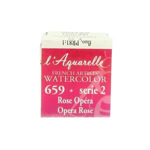 Aquarelle extra-fine au miel en demi-godet - 440 - Sépia colorée SO ***