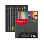 Crayon de couleur Museum Aquarelle - boite de 12 couleurs