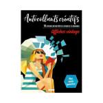 Livre Autocollants créatifs 10 Affiches vintage