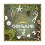 Livre Fêtes Origami thérapie