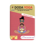 Cartes Doda Yoga parents enfants