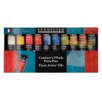 Peinture à l'huile extra-fine Set 10 x 21 ml