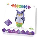Origami 3D Creagami Hibou L