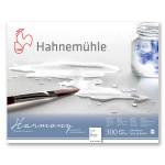 Bloc de papier Aquarelle Harmony grain torchon 12 feuilles - 29,7 x 42 cm (A3)