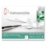 Bloc de papier Aquarelle Harmony grain satiné 12 feuilles - 29,7 x 42 cm (A3)