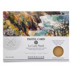 Papier Pastel Card Pochette Jaune de Naples 6F 30 x 40 cm