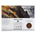 Papier Pastel Card Pochette Les Terres 6F 30 x 40 cm