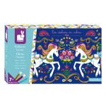 Kit créatif Paillettes Licornes
