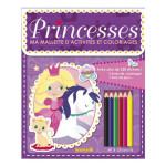 Ma mallette d'activites et coloriage Princesses