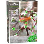 Kit de construction Terra Kids Connectors Personnages