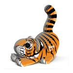 Maquette carton 3D Tigre