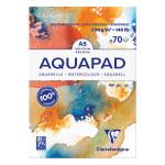 Carnet aquarelle Goldline Aquapad 300 g/m² A5 cm 70 Feuilles