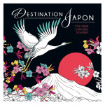 Illustrations à colorier Destination Japon