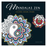Illustrations à colorier Mandalas Zen