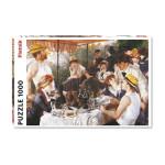 Puzzle Pierre-Auguste Renoir Le déjeûner des canotiers 1000 pièces