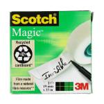 3M SCOTCH 810 19MMX33M R