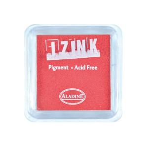 Encreur Izink Pigment - Rouge