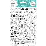 Stampo Planner Journal - 89 tampons
